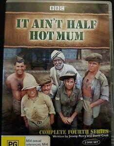 It Ain't Half Hot Mum : Complete Series 4 2 Disc set - British TV Comedy PAL