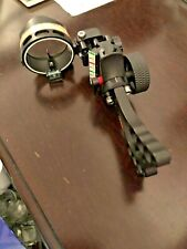 Apex Covert Single Pin Right Hand Bow Sight Slider Wheel 0.19