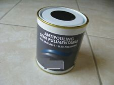 Antifouling Imnasa semi-érodable noir 0.75L