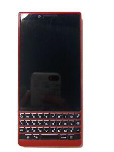 BlackBerry Key2 Red Edition - 128GB (Unlocked) (Dual SIM)  Chinese Model