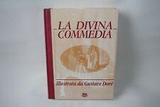LA DIVINA COMMEDIA ILLUSTRATA DA GUSTAVE DORè -IL MOSAICO -CARTONATO 1995
