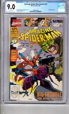 Amazing Spider Man Annual #24 9.0 CGC W/P 'ANT MAN..ANT MAN..Big Trouble..Spidy!