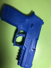 Free shipping Training  Rubber/plastic  Replica P320 compact
