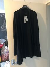Next Black Cardigan Size 20