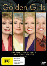 GOLDEN GIRLS Season 7 (Region 2 UK Compatible) DVD The Complete Series Seven