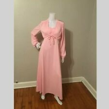 Vintage Maxi Dress Set