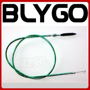 GREEN 1200mm 100mm Clutch Cable 150cc 160cc 200 250cc PIT PRO QUAD DIRT BIKE ATV