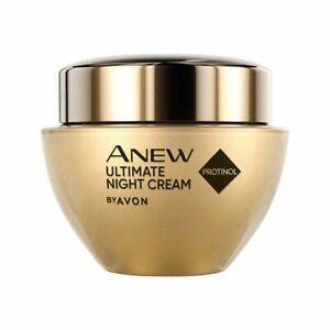Avon Anew Ultimate Night Restoring Cream with Protinol 1.7 fl oz / 50 g