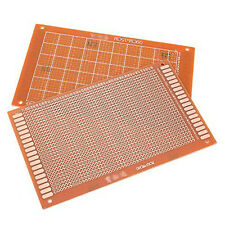 5 tlg 9cmx15cm Selbermachen Prototyp Papier PCB FR4 Universal Platte SET