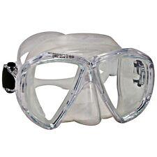Promate Fish Eyes Mask for Scuba Diving Snorkeling Big Lenses