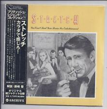 Stretch YOU CAN 'T BEAT YOUR BRAIN FOR Japan Mini LP CD ELMER portique SEALED NEW