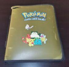 Pokémon - Zip Binder / Album Raccoglitore - WOTC - Base Set