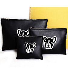 Make-up Pouch Pencil Case pouch bag -Dog - 3 bag-S-M-L