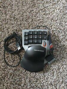 Nostromo SpeedPad n52 USB Connection By Belkin Gaming Keypad
