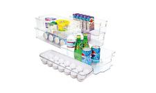 6-Piece Refrigerator Pantry Storage Bin Organization Set - New
