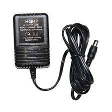HQRP Adaptador de CA para Roland ME-6 ME-6B MX-10 NS-50 PQ-50 SC-33 TD-5 TU-50