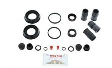 for MAZDA 3 SERIES 2008-2014 REAR L & R Brake Caliper Seal Repair Kit (3850)
