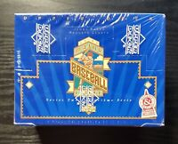 1993 UPPER DECK BASEBALL SERIES 2 JUMBO LIVE BOX BREAK! 1 RANDOM PACK! JETER RC?