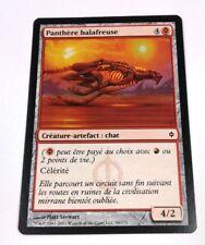 carte magic the gathering mtg - panthère balafreuse - nouvelle phyrexia - 96175