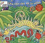 Cha-Cha-Cha en la Selva by Debbie Harter (2003, Mixed Media)