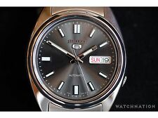 Seiko  SNXS79K Automatic  stainless steel  watch *RRP £129*