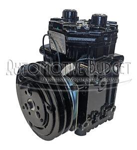 A/C Compressor w/Clutch for Ferrari 208 246 308 328 365 400 412 512 & Mondial