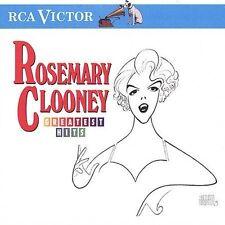 Rosemary Clooney - Greatest Hits CD 2000 original case artwork free shipping