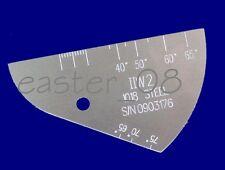 UT Test Block IIW2 V-2 T=12.5/d=1.5mmCal Block No2 1018 Steel Unbranded/Generic