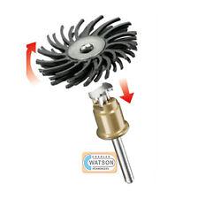 DREMEL accessori Multi uso SC471 rapido clic Dettagli Abrasivo Spazzola Grosso
