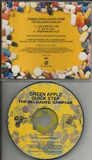Pearl Jam Prod GREEN APPLE QUICKSTEP Sampler PROMO CD