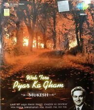 Woh Tere Pyar Ka Gham - Mukesh - Original Saregama Hindi Songs MP3
