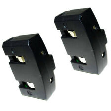 2x HQRP Battery for Sennheiser BA150 BA151 BA152 A200 HDR4 HDR60 HDR65 HDI302