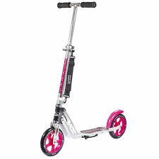 Hudora Big Wheel 205 Pink/schwarz Scooter Roller Faltbar 14799