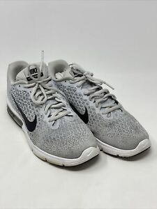 Nike Air Max Sequent 2 Gray Sneakers for Men for Sale ...