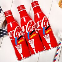 2020 Tokyo Olympic Games Coca -Cola 250ml *3 Full Bottles Coke collectable