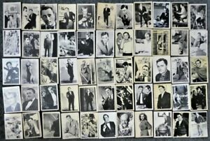 Complete Set of 55 A&BC The Man From Uncle Cards 1965 - Varying Print Conditions