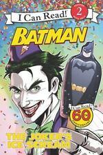 Batman Classic: The Joker's Ice Scream (Paperback or Softback)