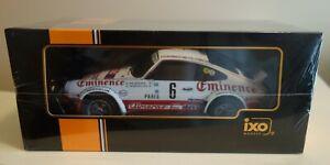 Ixo 1/18 Porsche 911 SC #6 Rally Monte Carlo 1982 (18RMC008)
