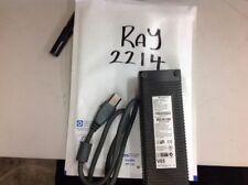 Genuine Microsoft XBox 360 AC Adapter DPSN-186CB-1 A  12V 16.5A Power Supply
