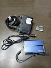 Olympus Stylus 1050 SW 10.1MP Digital Camera - Blue