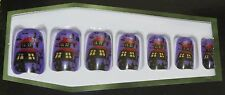 Haunted House on Purple FAKE NAILS - Pack of 14 ~ finger fingernail