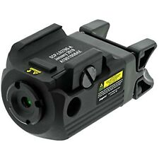 New ListingUtg Compact Pistol Laser, Green, Ambidextrous, Black (Scp-Ls279S-A)