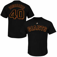 Madison Bumgarner Youth Boys San Francisco Giants Name Number T- shirt Tee
