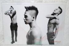 Tae Yang Vol. 1 Solar Taiwan Promo Folder (ClearFile) (Big bang BIGBANG Taeyang)