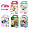 For Fujifilm Instax Mini 8 9 70 Instant Camera Fuji 50 Sheets Color Photo Film
