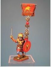 king & country 60mm ancient roman aquilifier standard RO20-RE 2001 MIB