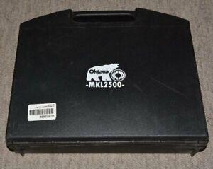 Oktava MKL2500 MKL 2500 Large Diaphragm Condensor Tube Microphone w/case/mounts