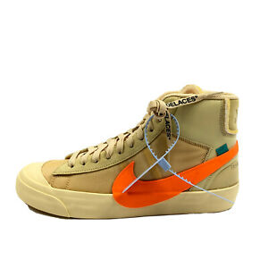NIKE X OFF-WHITE BLAZER MID HALLOW'S EVE SNEAKERS SIZE: UK9 / US10