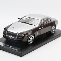 Limited 100pcs ORIGINAL 1/18   Rolls Royce 2015 ROLLS WRAITH Resin Car Model