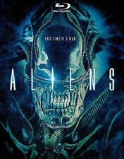 ALIENS NEW BLU RAY DISC FILM HORROR EVIL JAMES CAMERON SIGOURNEY WEAVER PREDATOR